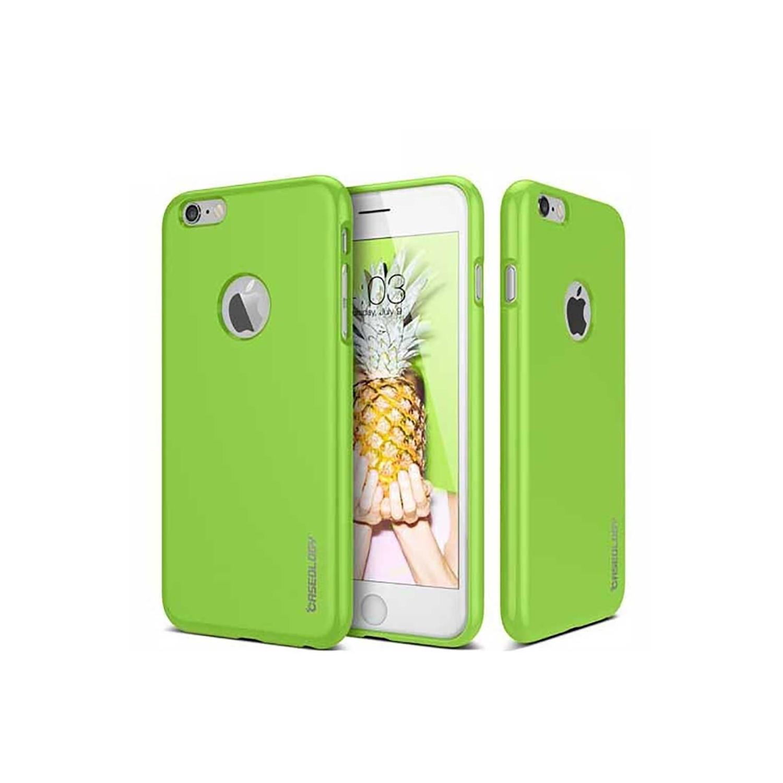 . Funda CASEOLOGY Drop TPU Lima para iPhone 6 y 6s