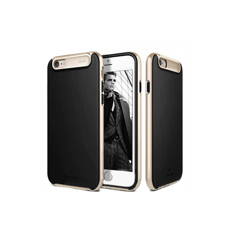 . Funda CASEOLOGY Glacier Negra para iPhone 6 y 6s