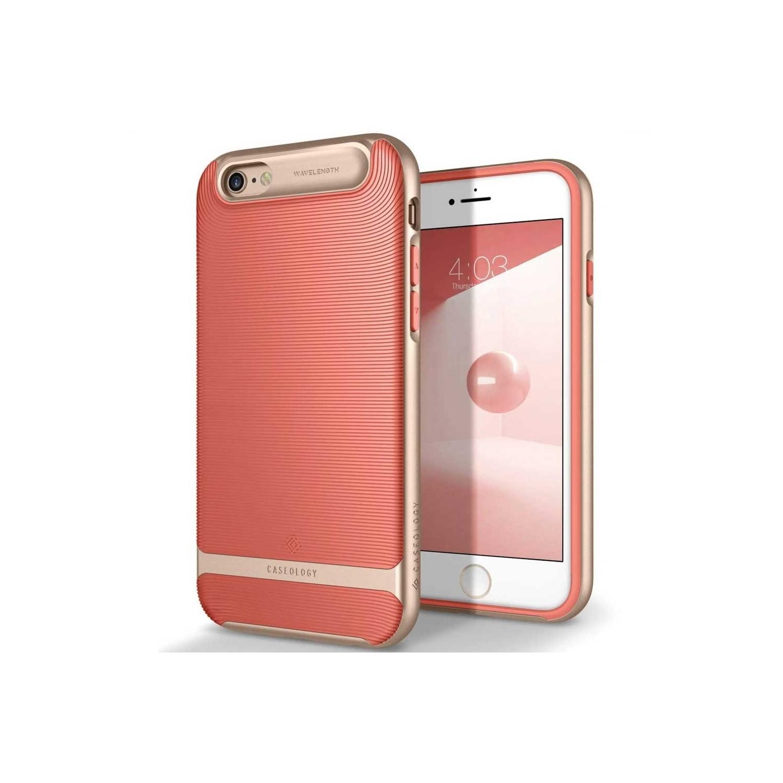 . Funda CASEOLOGY Wavelength Rosa para iPhone 6 PLUS