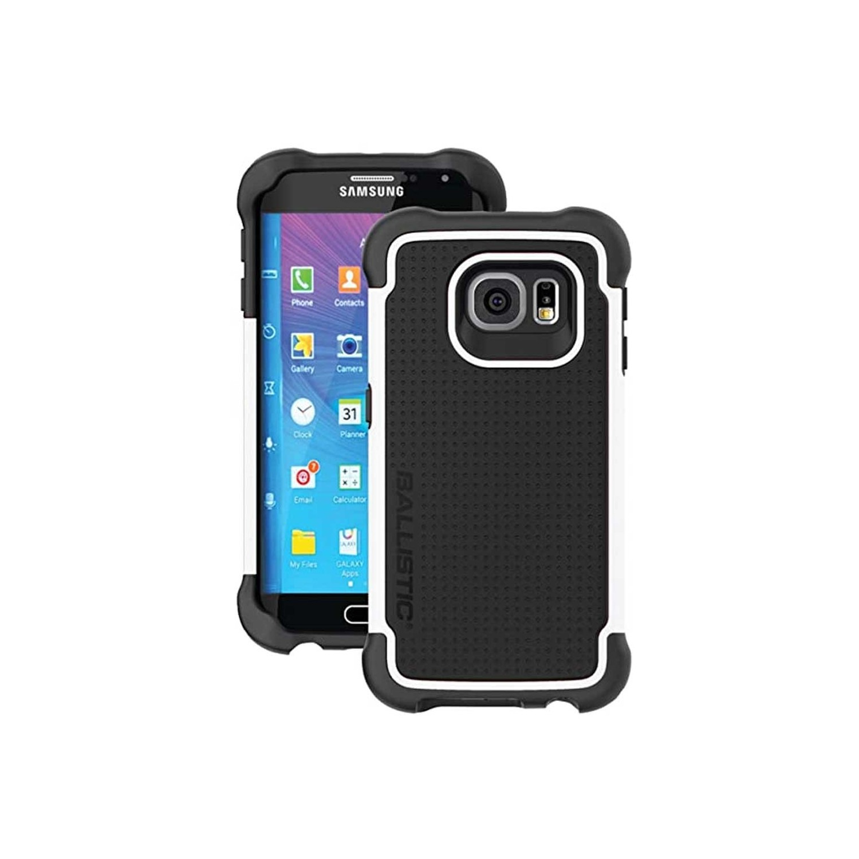 Case Ballistic TJ Samsung Galaxy S6 Edge - Black  White