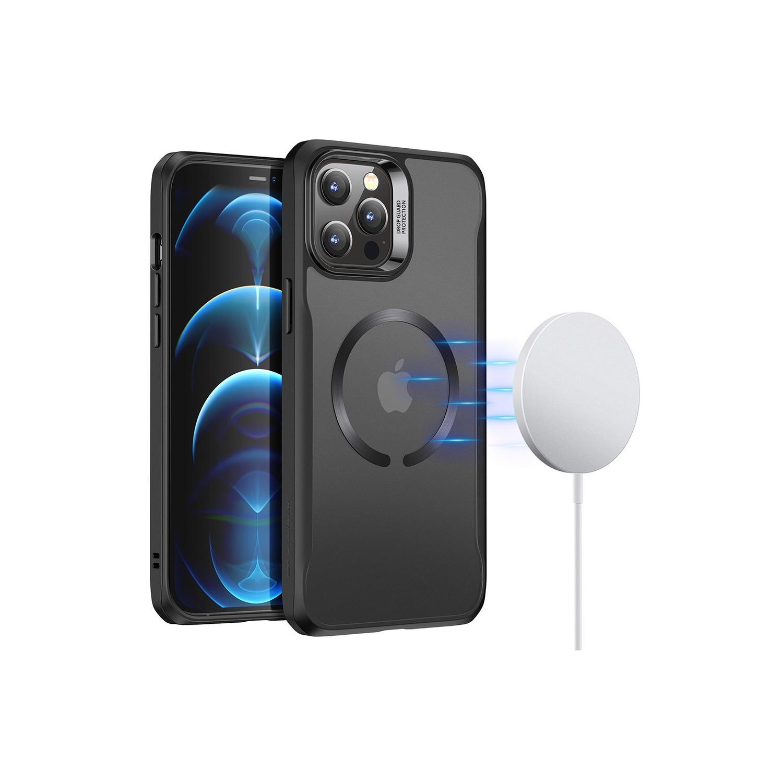 . Funda ESR Hybrid HaloLock para iPhone 12 PRO MAX - Negra
