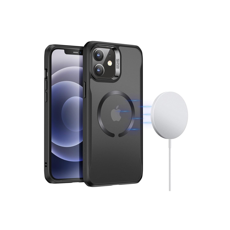 . Funda ESR Hybrid HaloLock para iPhone 12 - Negra