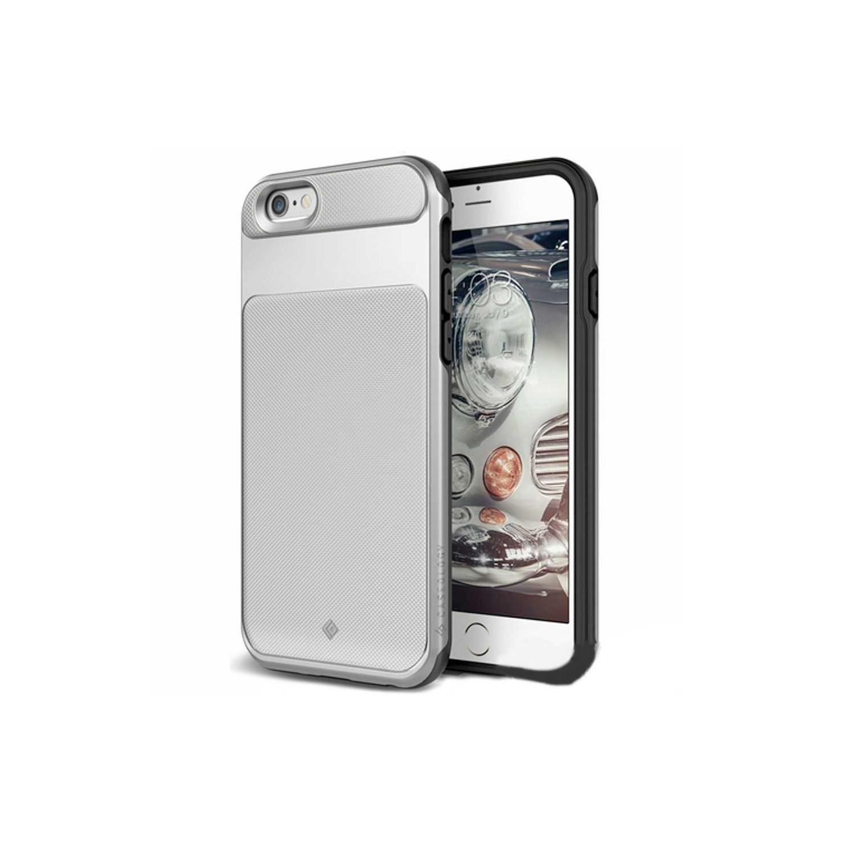 . Funda CASEOLOGY Vault para iPhone 6 y 6s  Plata