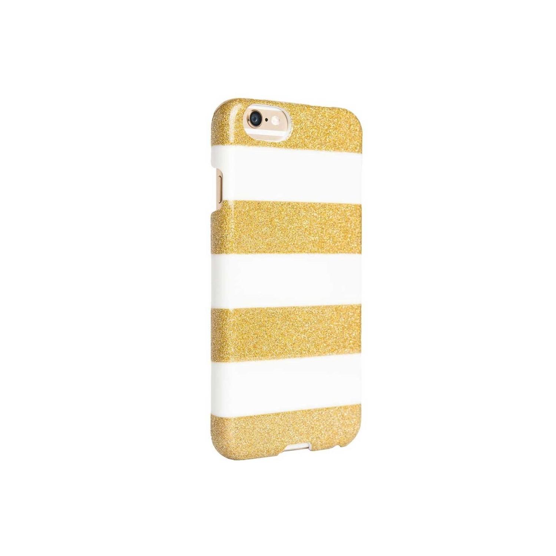 . Funda AGENT 18 para iPhone 6 stripes Oro