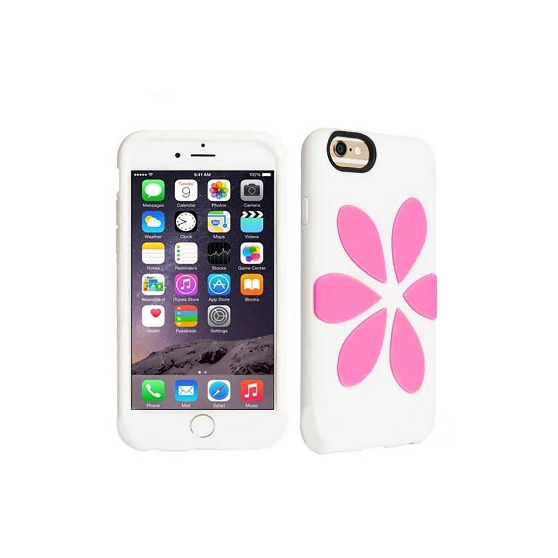 . Funda AGENT 18 para iPhone 6 y 6s Flor Rosa