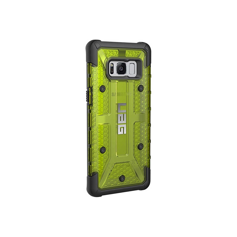 . Funda UAG para Samsung S8 Plasma Citron Protector de uso Rudo