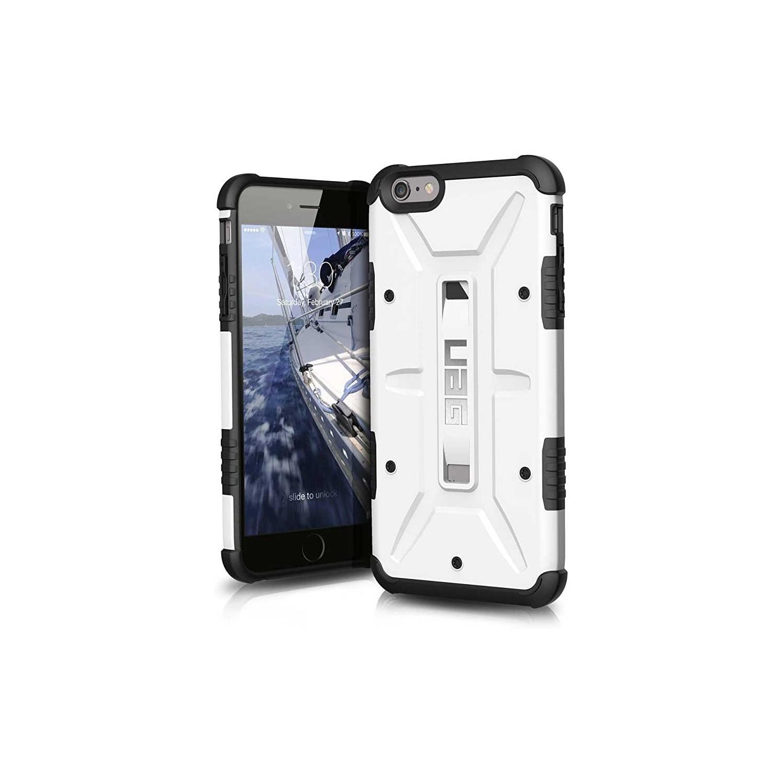. Funda UAG para iPhone 6 PLUS Blanco Protector de uso Rudo