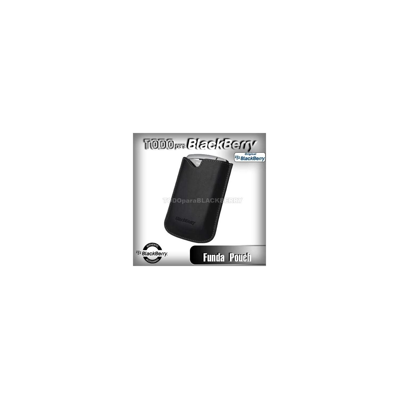 Funda Pouch 8300 8310 8320 Curve original Blackberry HDW-14090-001