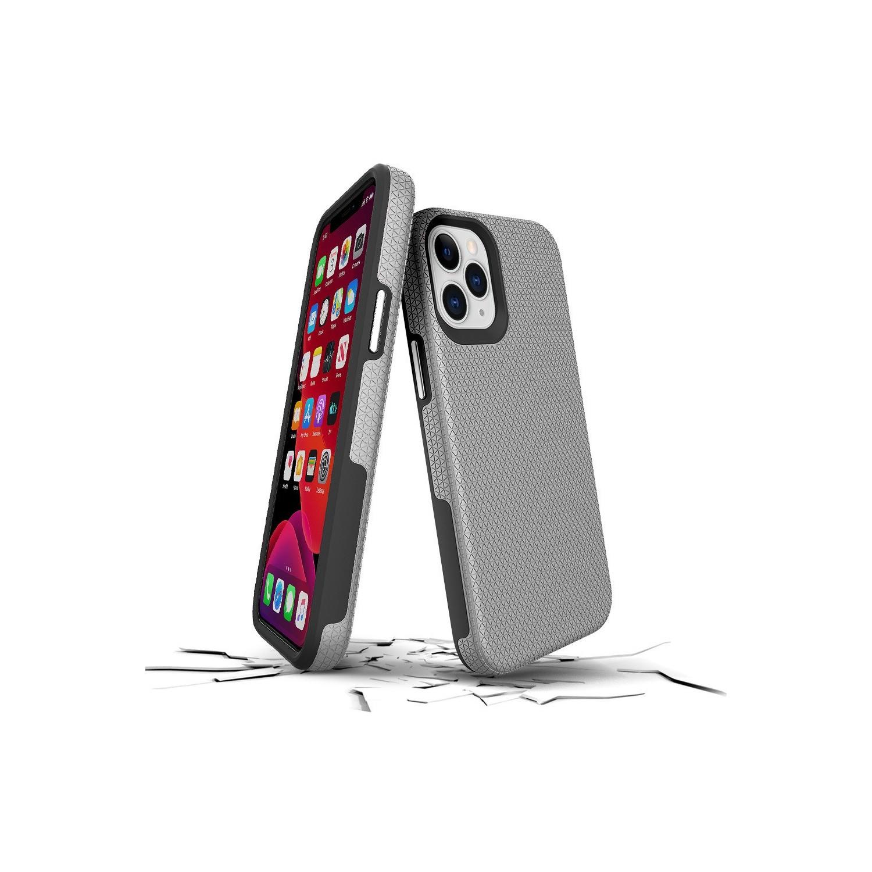 . Funda PRODIGEE Rockee para iPhone 13 PRO Plata