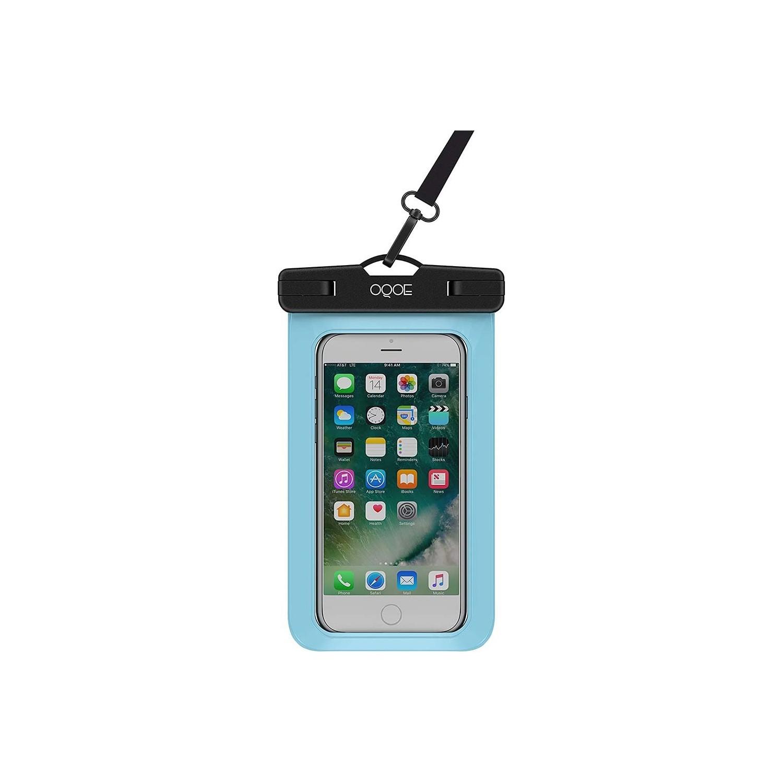 Case - OQOE Waterproof Case Universal - Blue