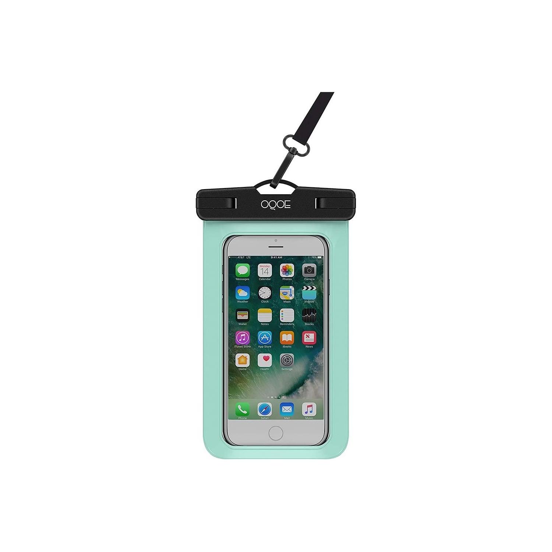 Case - OQOE Waterproof Case Universal - Teal