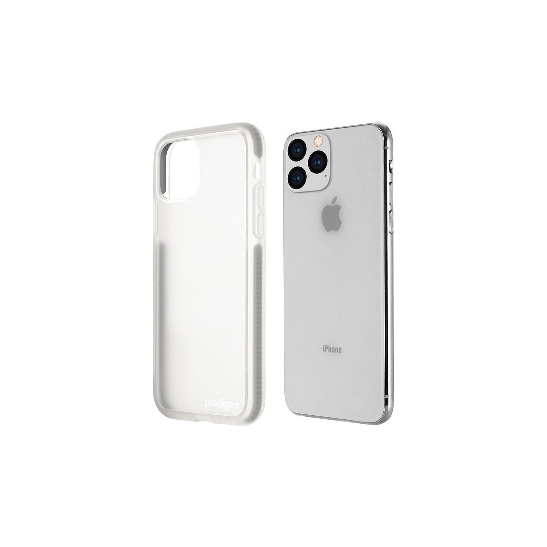 . Funda PRODIGEE Safetee Smooth para iPhone 11 PRO MAX Plata