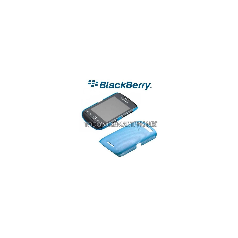 Hardshell Protector Blackberry 9380 Azul