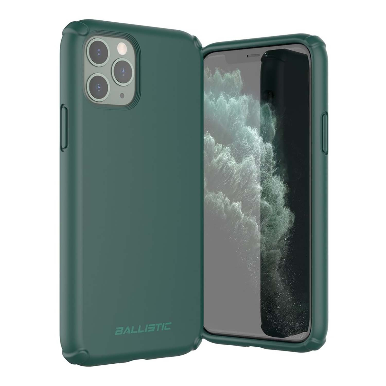 . Funda BALLISTIC Soft para iPhone 11 PRO Verde