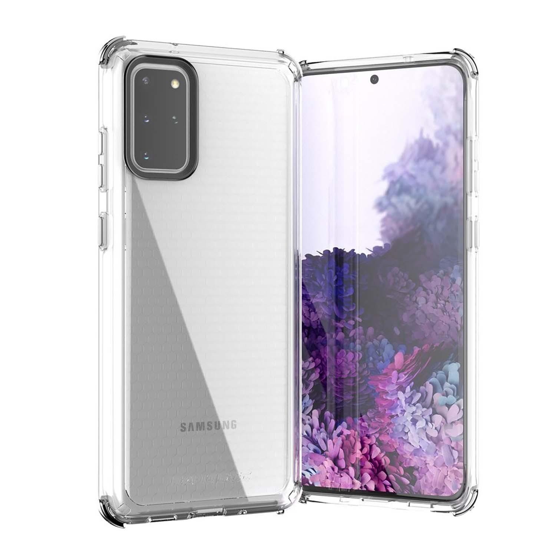 . Funda BALLISTIC Jewel para Samsung S20 Transparente protector uso rudo