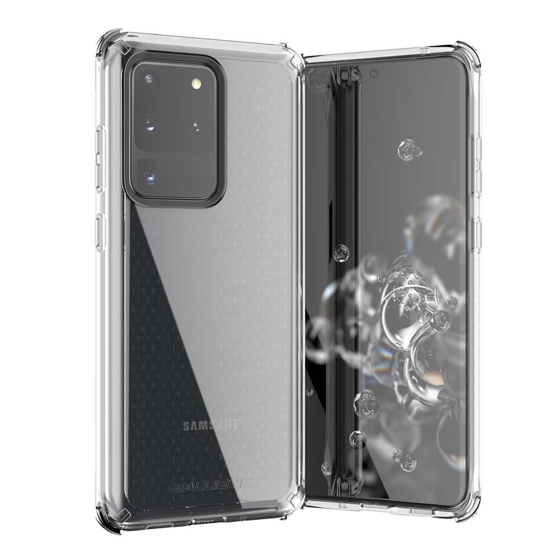 . Funda BALLISTIC Jewel para Samsung S20 ULTRA claro Transp protector uso rudo