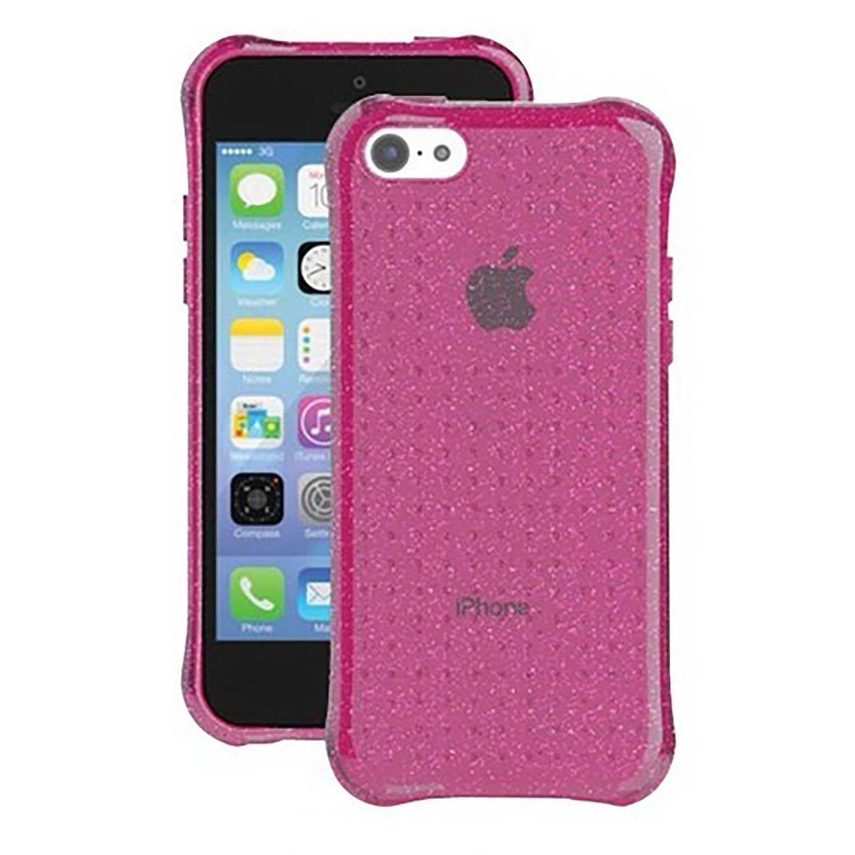 . Funda BALLISTIC Jewel para iPhone 5c - Rosa Brillos