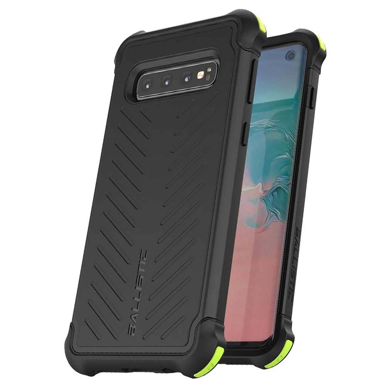 . Funda Ballistic TJ para Samsung S10 Negra