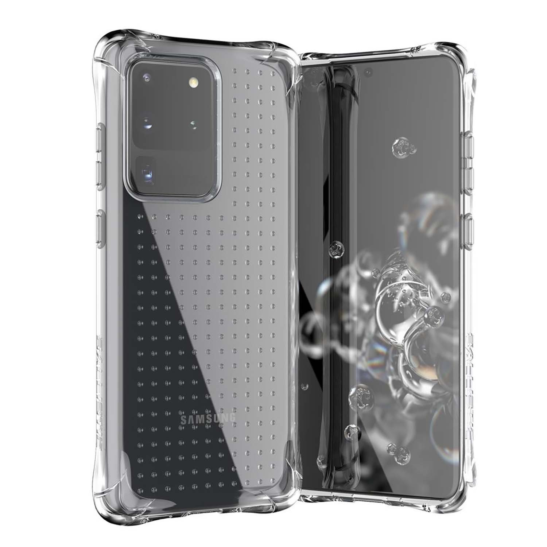 . Funda BALLISTIC Jewel para Samsung S20 ULTRA - Transp protector uso rudo