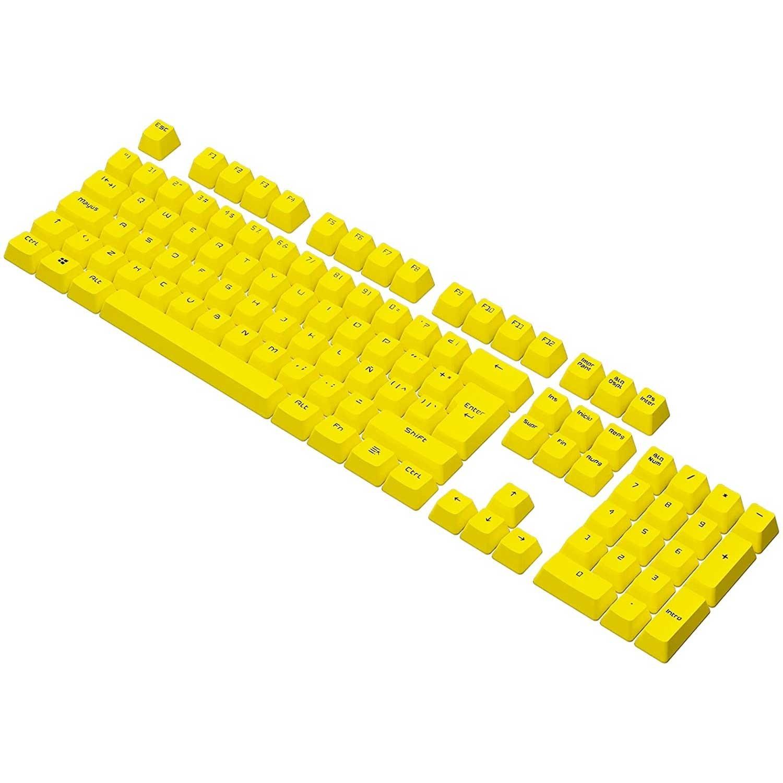 Keycaps - VSG gamer Stardust keycaps Yellow