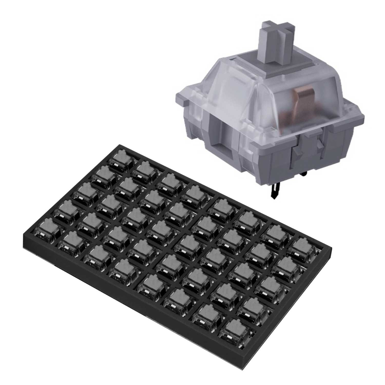 Switches - VSG gamer Kailh Switches Speed Silver 40 pieces