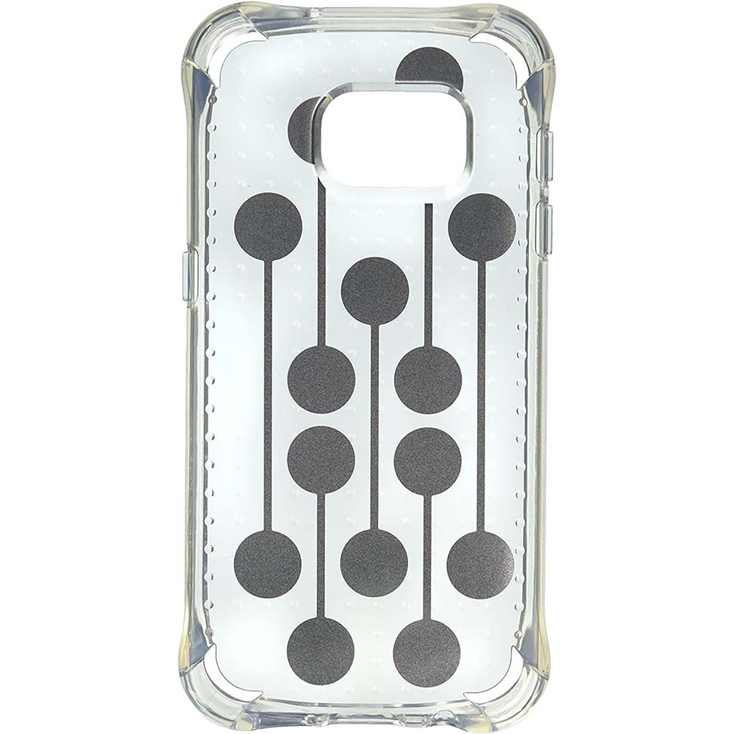 Case Ballistic Jewel Mirage Case for Samsung S7 - Clear Silver