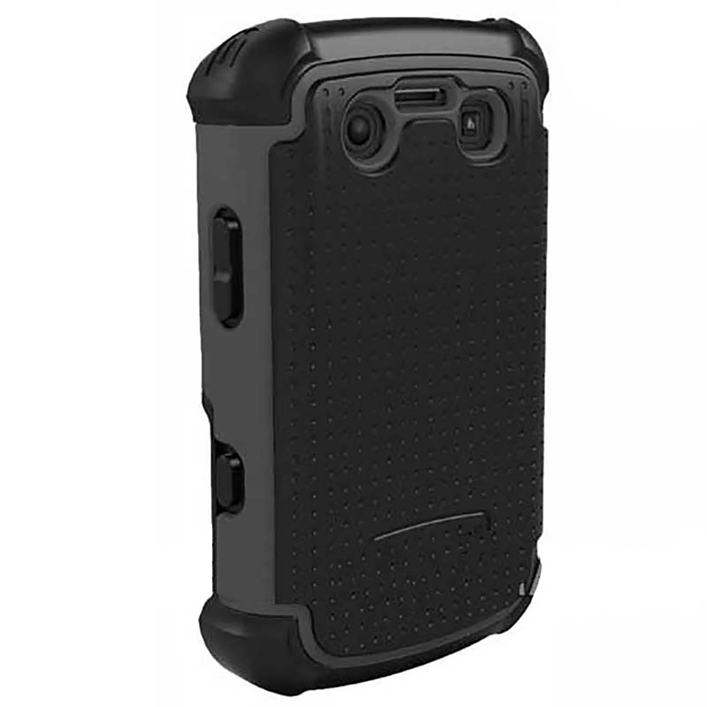 . Funda Ballistic SG para Blackberry 9700 9780 Gris Negro