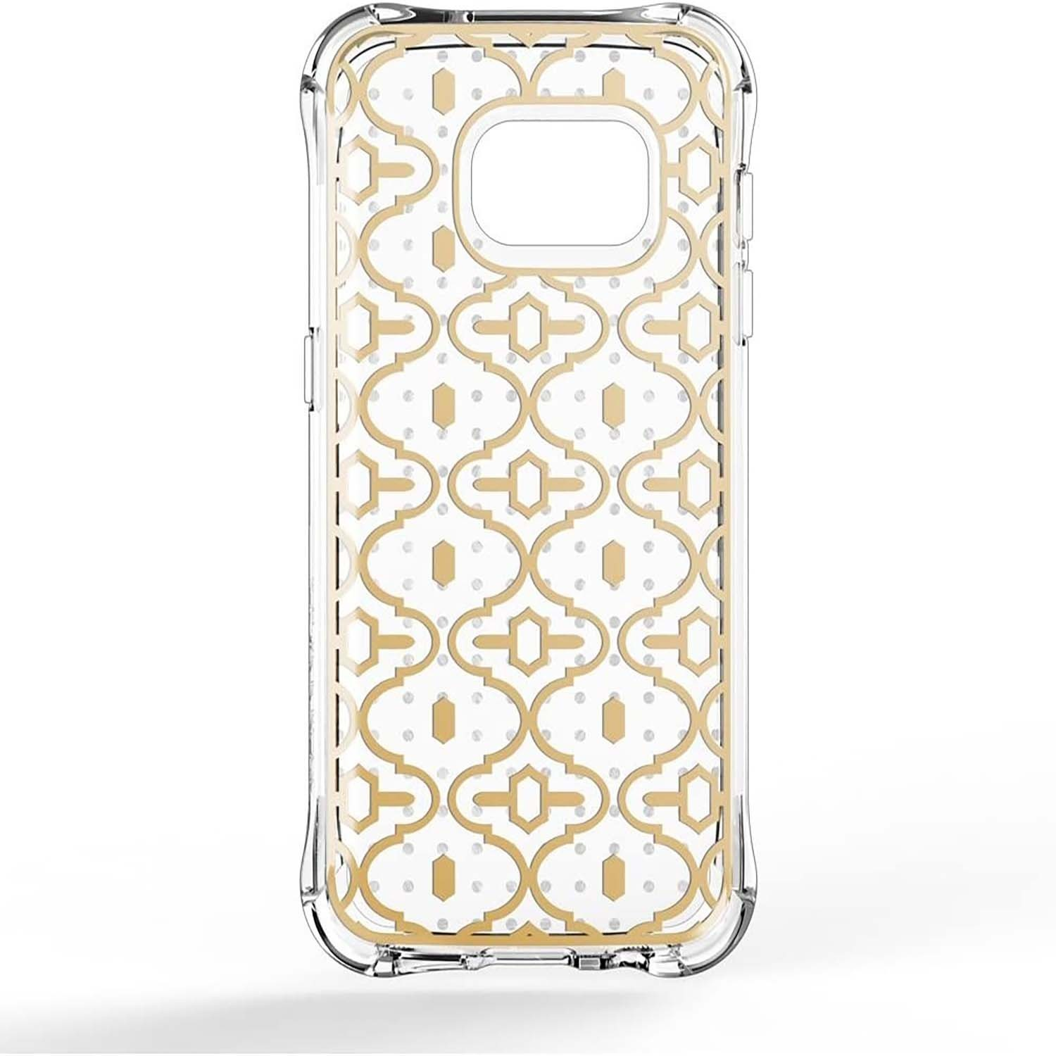 Case Ballistic Jewel Mirage Case for Samsung S7 - Clear Gold