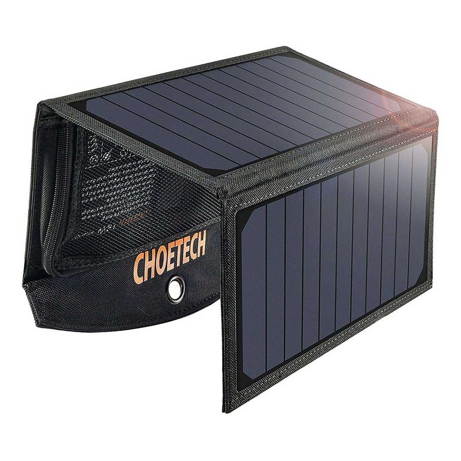 Solar Charger CHOETECH 19W Universal