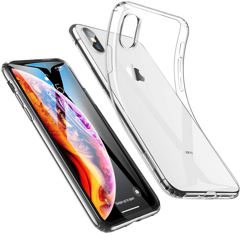 Case - ESR Essential Zero for iPhone Xs MAX - Clear