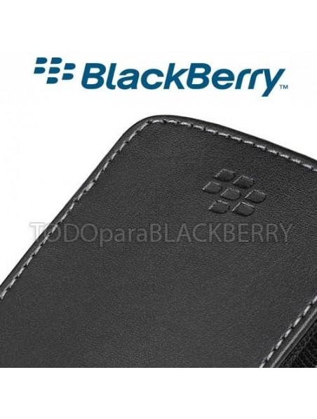 Funda Blackberry Pouch sin clip 8520 Curve 8900 Javelin 9700 Bold