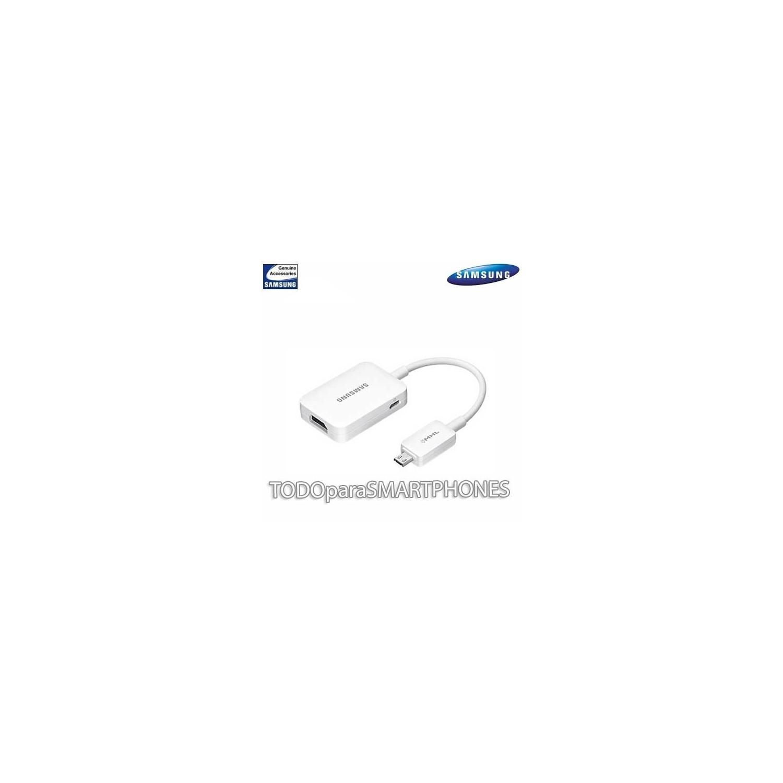 Adaptador Samsung Micro USB a HDMI