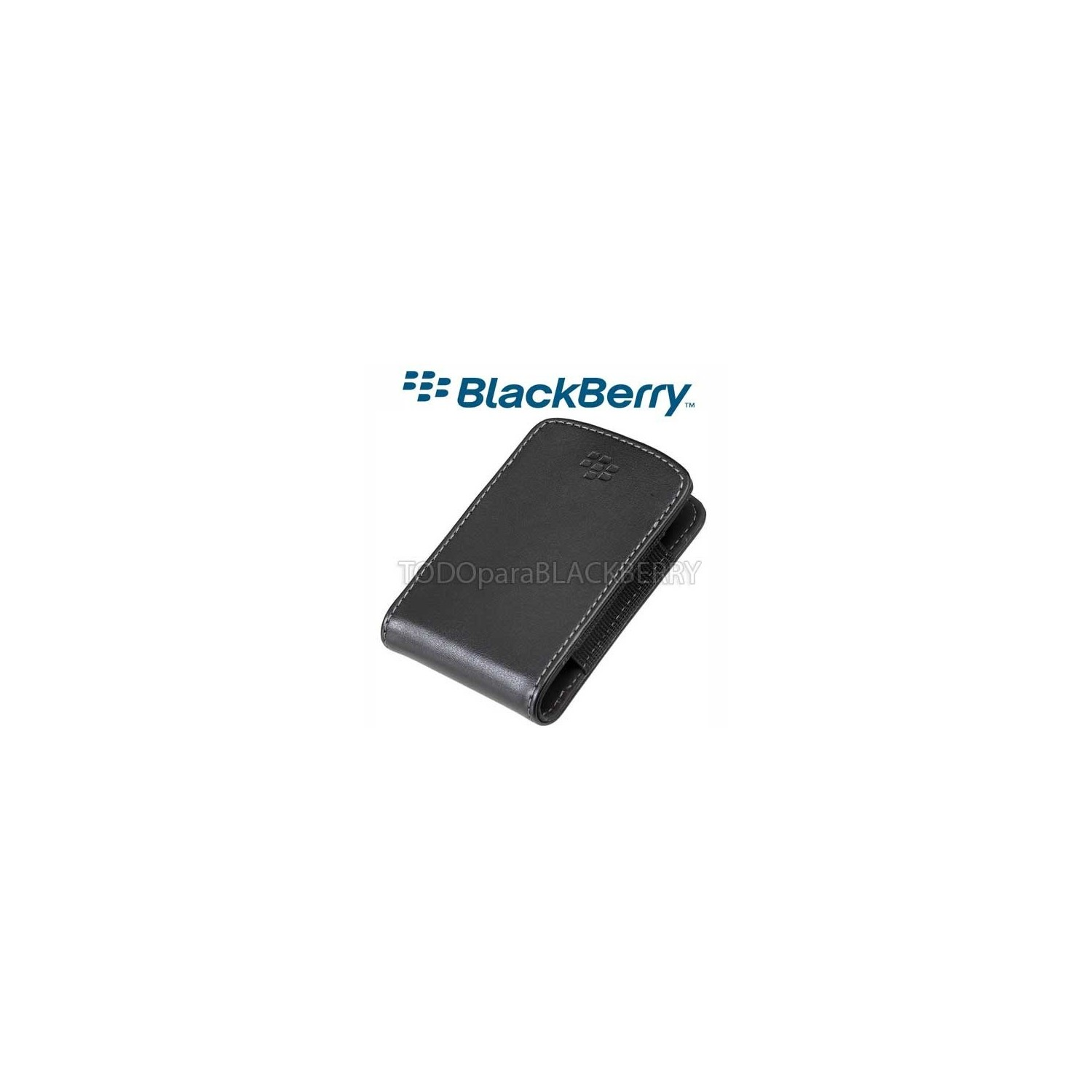 Funda Blackberry Pouch sin clip 8520 Curve 8900 Javelin 9700 Bold