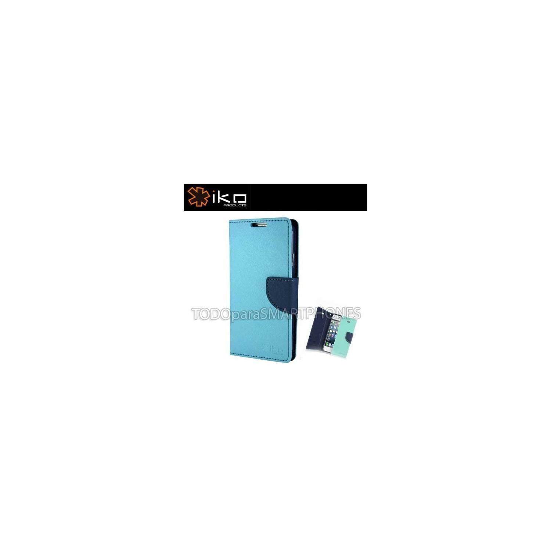 Case - IKO Multi-Purpose iPhone 5c Premium PU Leather Wallet Case