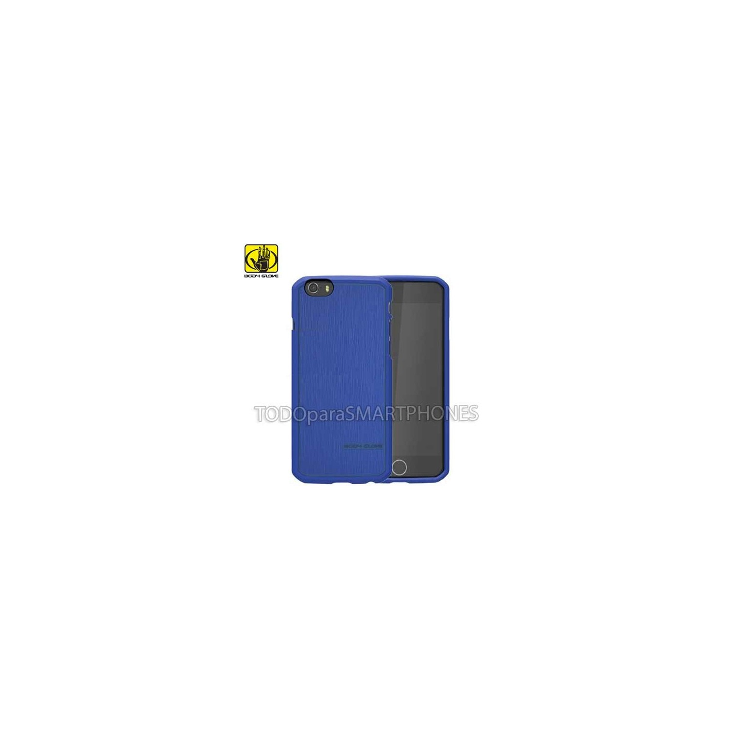 Case - Body Glove for iPhone 6 Satin Blueberry
