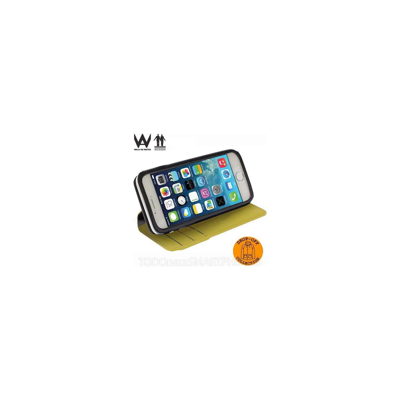 "Funda iPhone 6 Plus Walk on Water ""Drop Off"" - Amarilla"