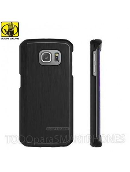 Case - Body Glove for SAMSUNG S6 EDGE Satin Black