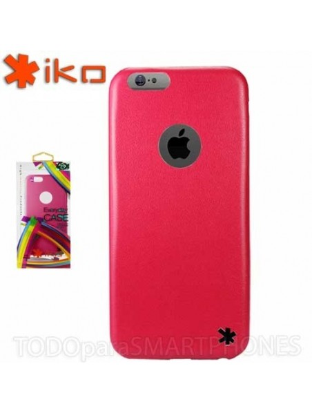 Case - IKO Shell for iPhone 6 - Red