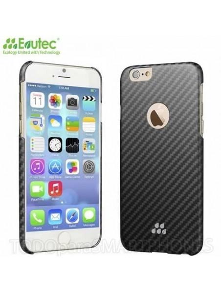 Funda EVUTEC iPhone 6 Karbon serie S Kevlar Negra Osprey