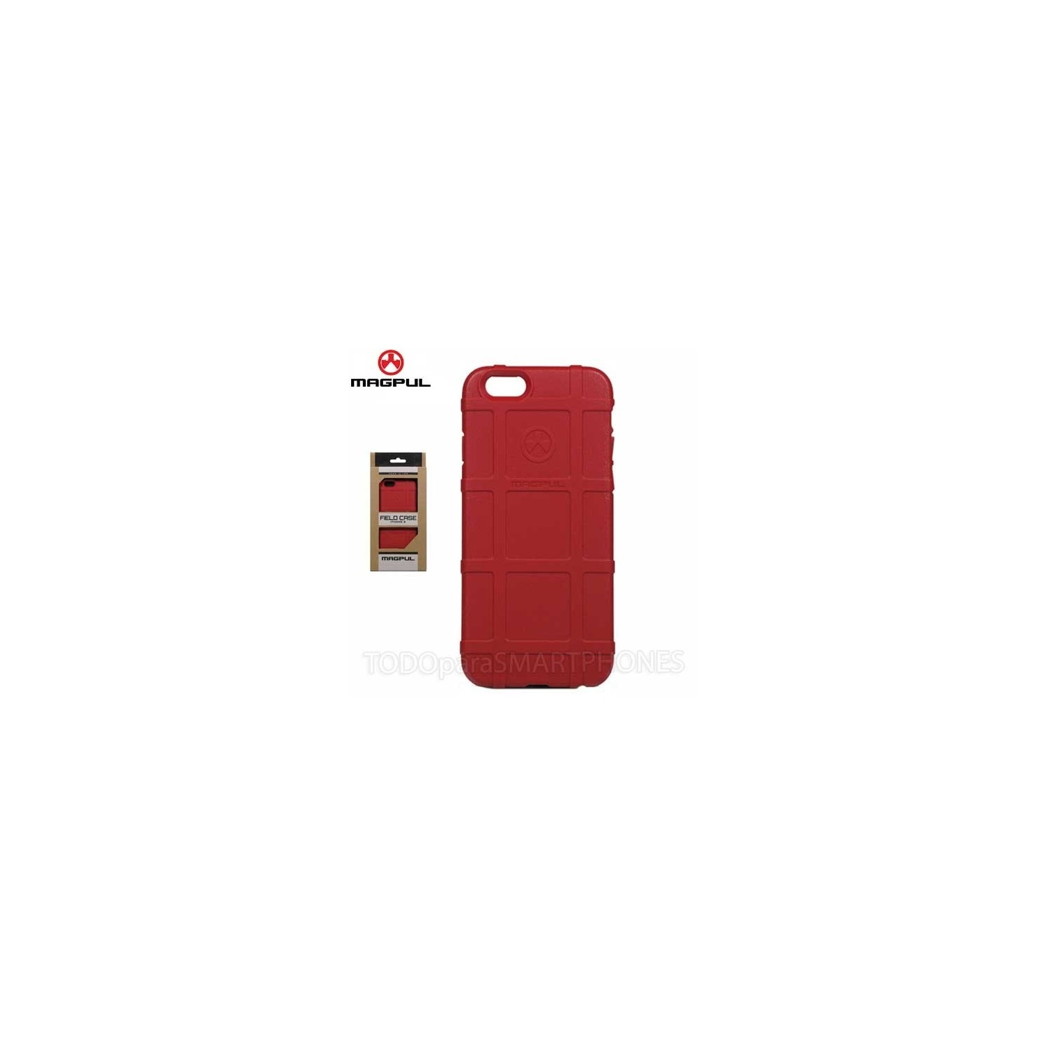Case - Magpul field case for iPhone 6 Plus Red