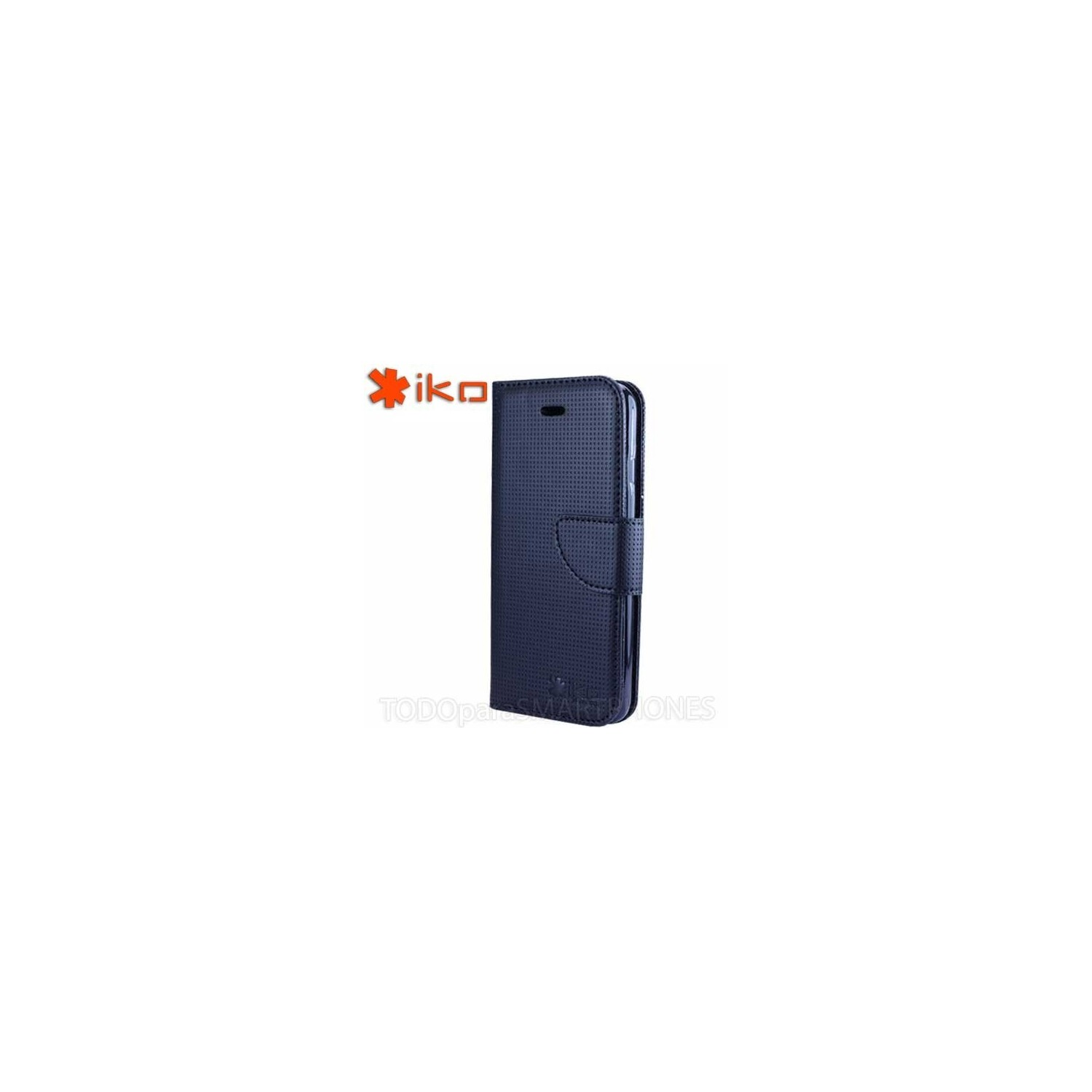 Funda IKO iPhone 6s/6 Wallet Negro - Negro
