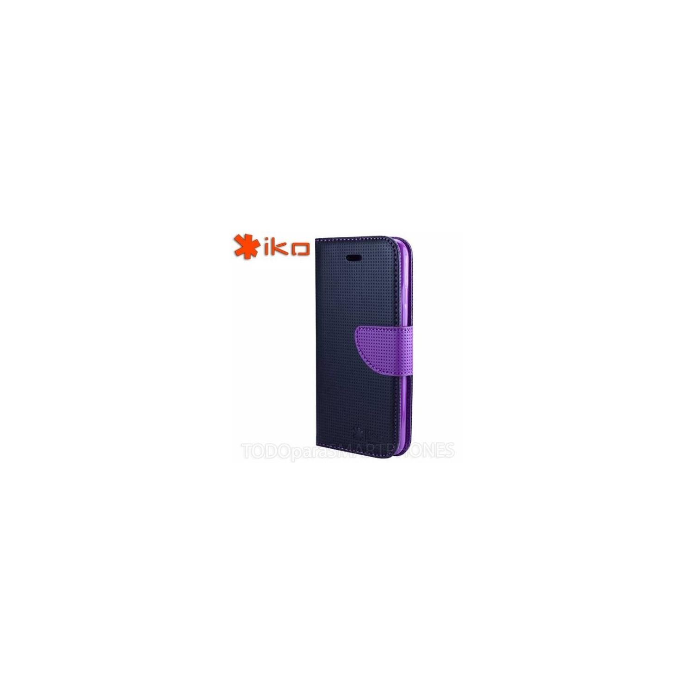 Case - IKO Multi-Purpose iPhone 6 Premium PU Leather Wallet Case