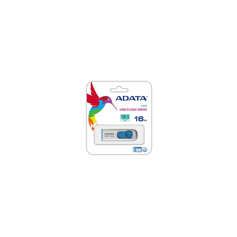Memory - USB Flash Drive 16GB White