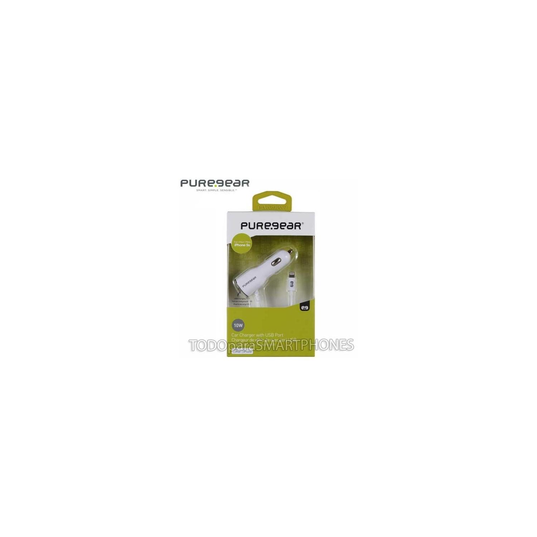 Cargador Auto Plug In Lightning iPhone - Puregear
