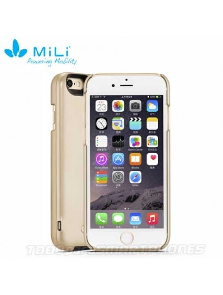 Mili Powerspring Battery Case for iPhone 6s