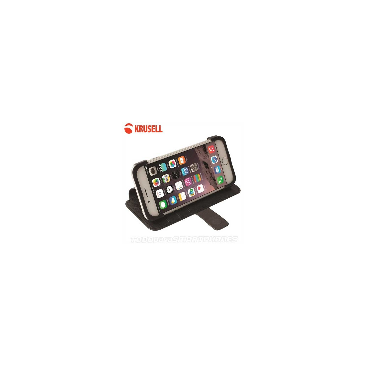 Case - Krusell Malmo FlipWallet for iPhone 6