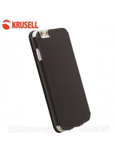 Case - Krusell Donso FlipCase for iPhone 6s