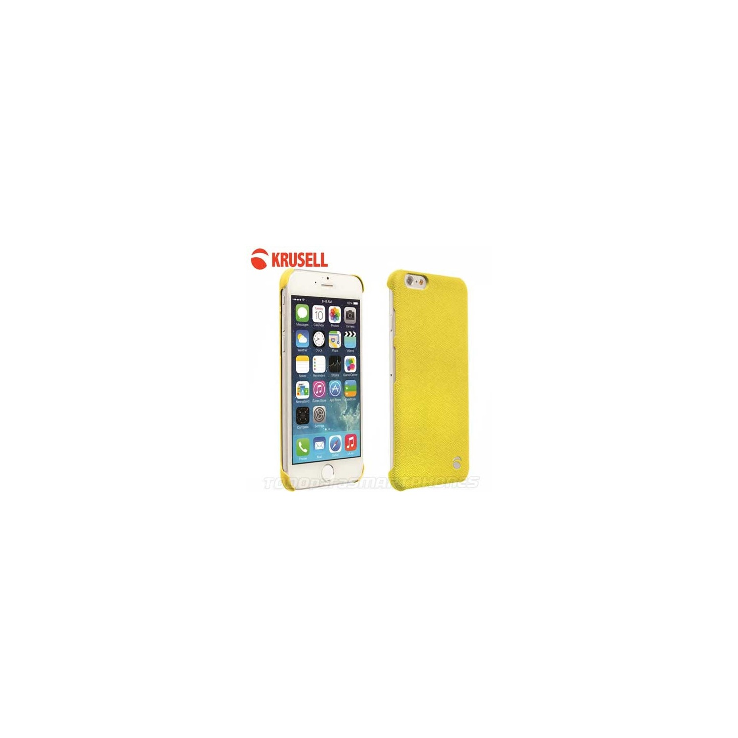Case - Krusell Malmo Texture Cover for iPhone 6