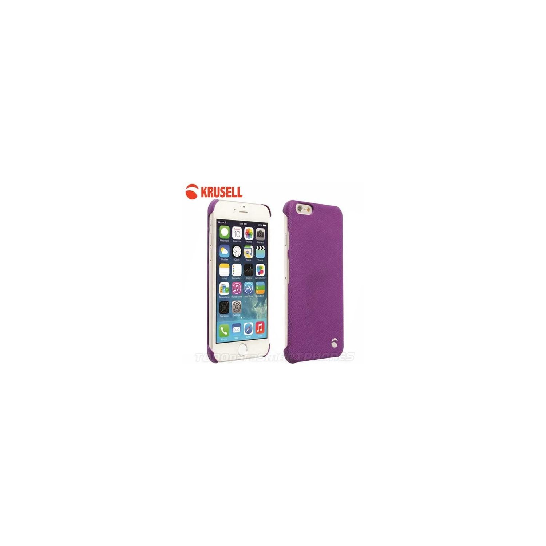 Funda KRUSELL iPhone 6s/6 Malmo Cover Lila