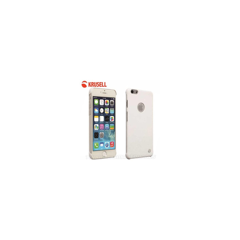 Funda KRUSELL iPhone 6s/6 Malmo Cover Blanca